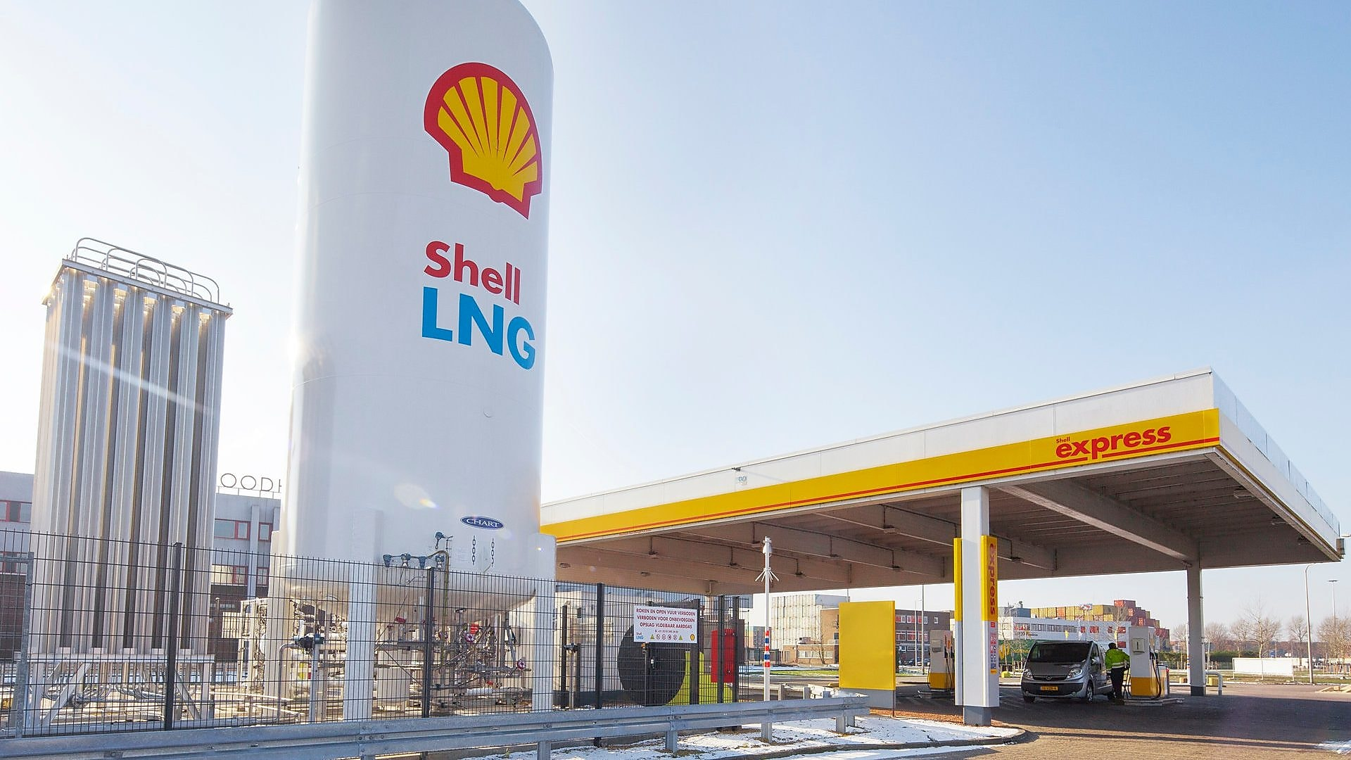 Shell Liquefied Natural Gas (LNG)
