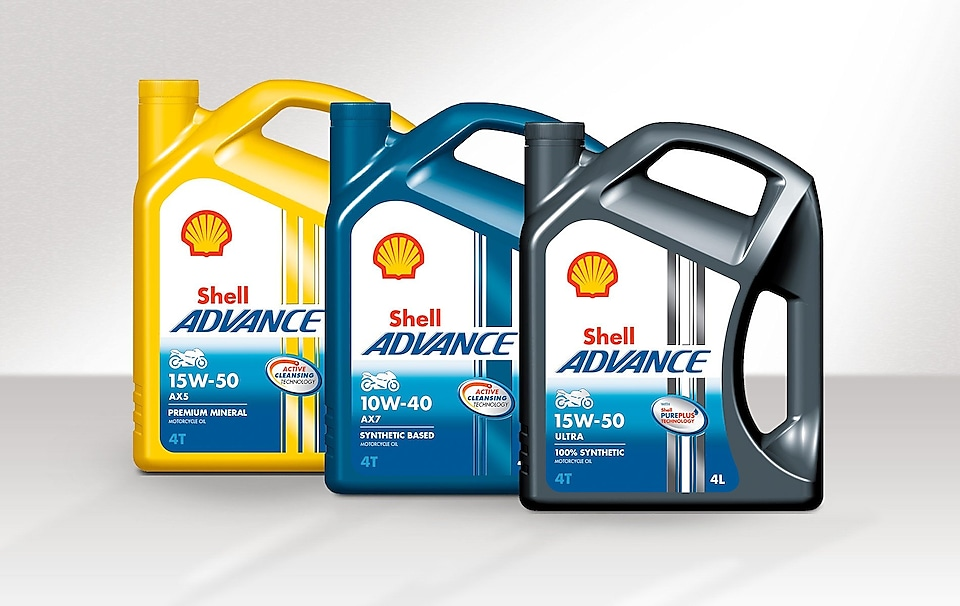 Productafbeeldingen Shell Advance