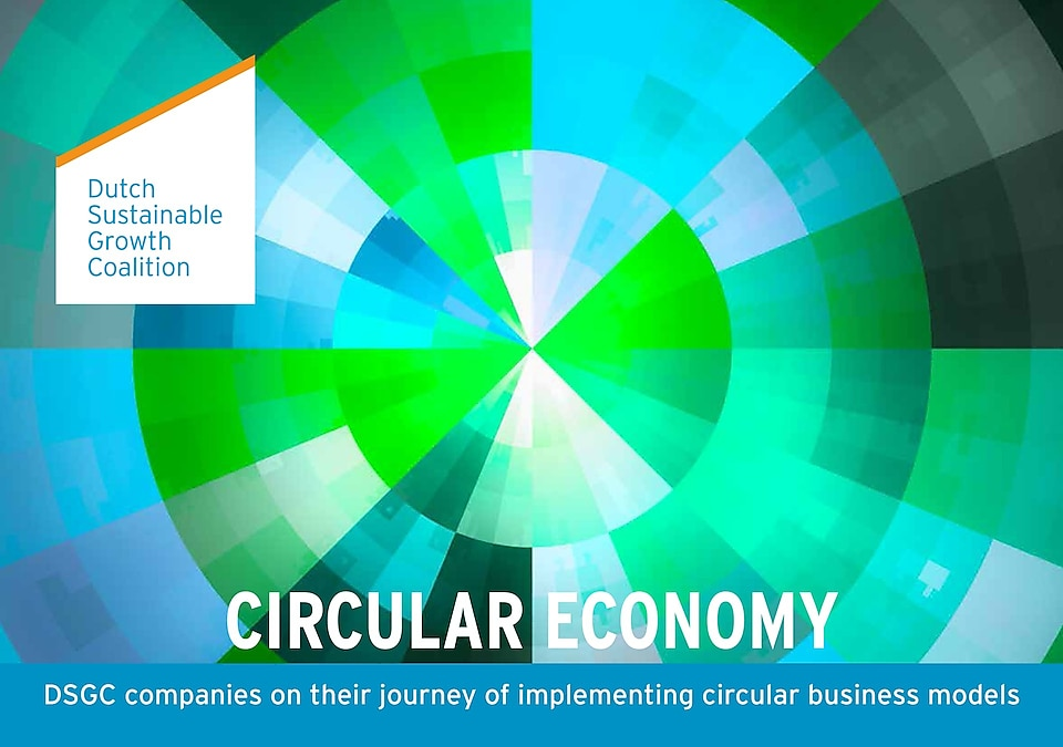 Rapport van de Dutch Sustainable Growth Coalition (DSGC) over circular economy.